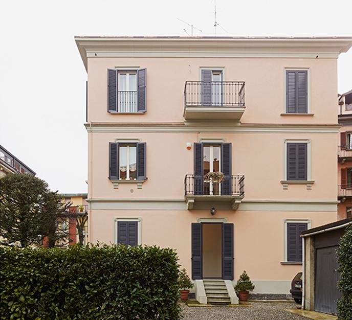 Recupero appartamento Milano