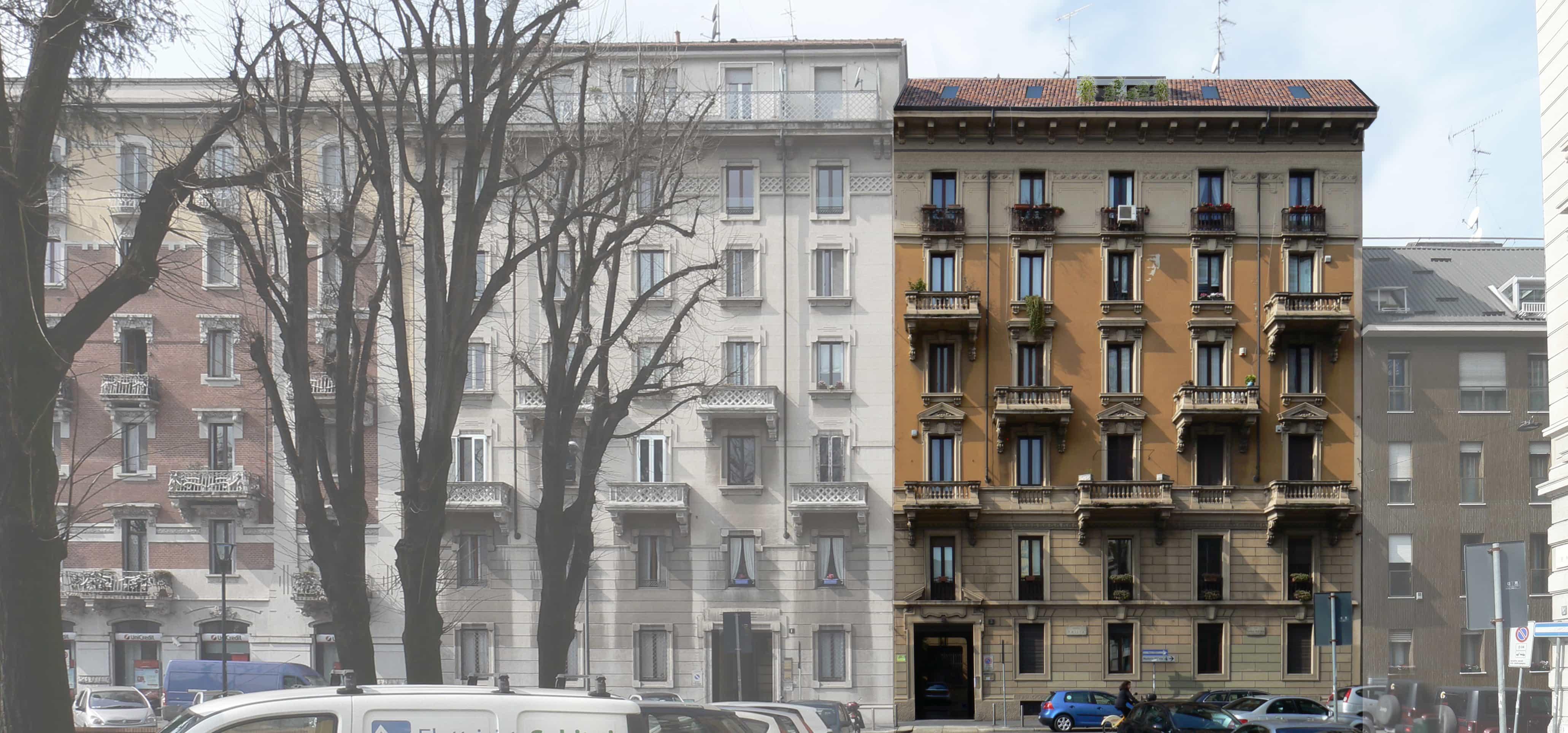 Recupero sottotetto Milano